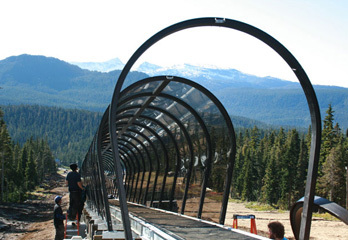 Colorado Conveyor Ski-Lift